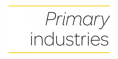 covid primary industries