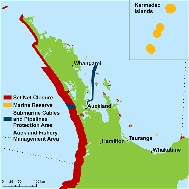 r200216 Rec SN Closure Comms Maps Auckland and Kermadec Update 23092020