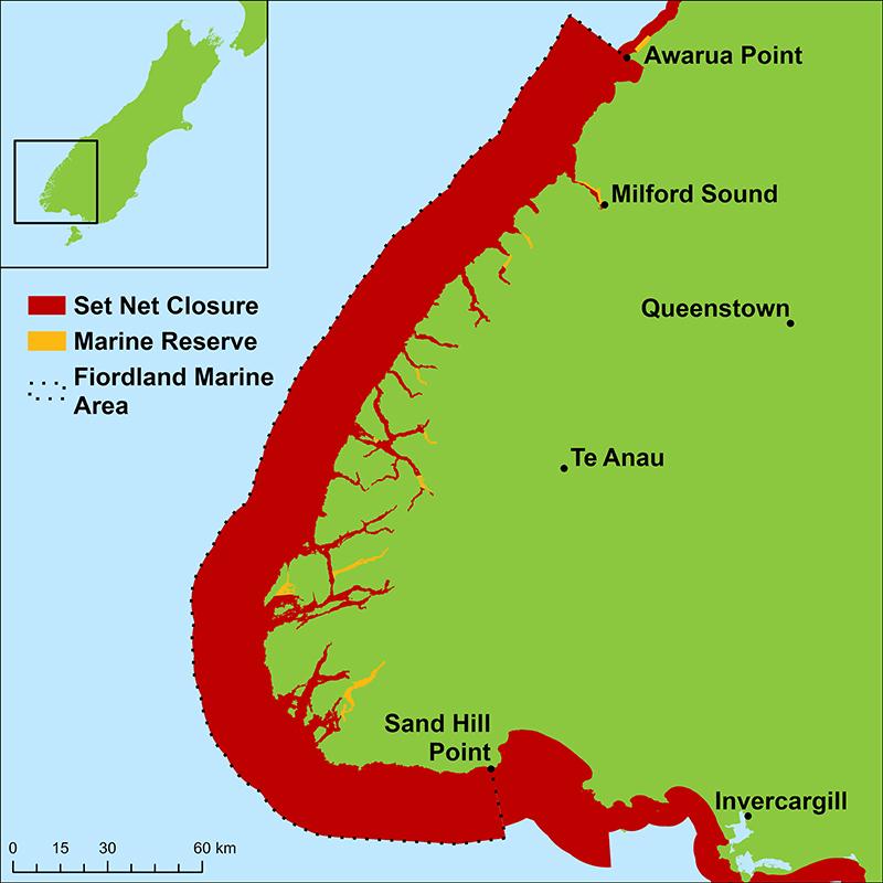r200216 Rec SN Closure Comms Maps Fiordland Update 23092020 v2