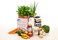Health Star Rating showing on groceries 200x140px