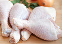 Exporting poultry meat