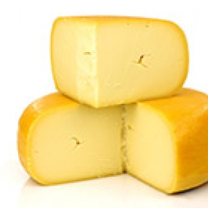 cheese gouda three blocks