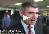 Minister Nathan Guy video still